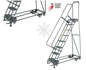 PIVOTING ALL DIRECTION LADDERS